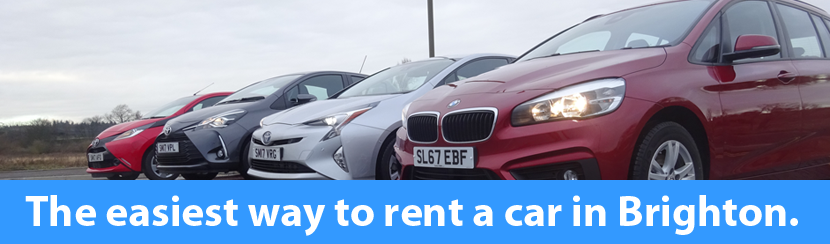 Brighton car rental - BrightonRentalCar.co.uk
